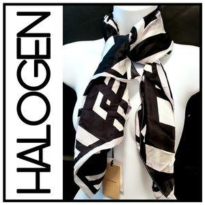 Halogen Silk Scarf (Nordstrom)
